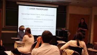 Palliative Care and Argentina: An Interactive Session